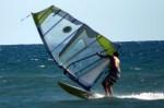 Windsurfen am Safari Beach / Montenegro